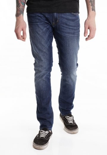 Carhartt WIP - Rebel Colfax Blue Strand Washed - Jeans