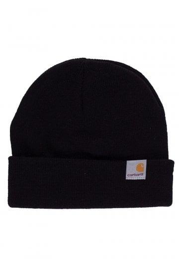 e948944ccf0 Carhartt WIP - Stratus Hat Low Black - Beanie - Streetwear Shop ...