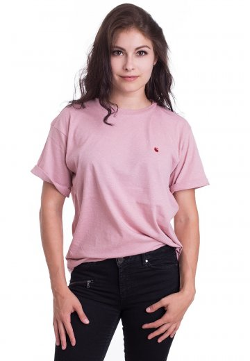 Carhartt WIP - W' Neps Chase Soft Rose/White - Girly
