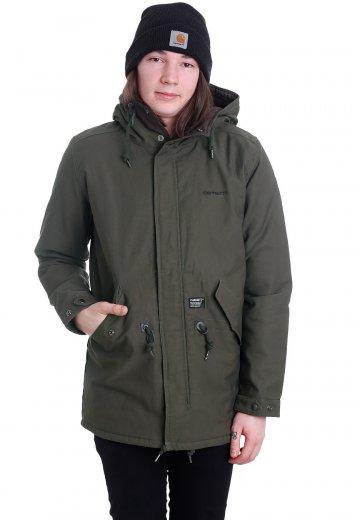 f9023c80b3d Carhartt WIP - Clash Cypress - Jacket - Streetwear Shop - Impericon.com UK