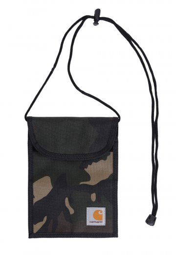 1984632b53b Carhartt WIP - Collins Duck Camo Laurel Neck Pouch - Bag ...