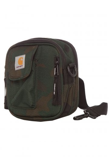 9bb917a3b312 Carhartt WIP - Essentials Camo Combat Green - Bag - Streetwear Shop -  Impericon.com UK
