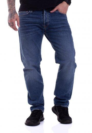 Carhartt WIP - Klondike Mills Blue Stone Washed - Jeans
