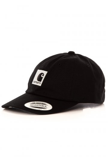 7ee5a674970 Carhartt WIP - Lewiston Black Wax - Cap - Streetwear Shop - Impericon.com US