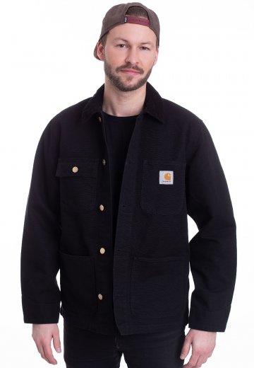 Carhartt WIP - Michigan Coat Black - Jeans Jacket