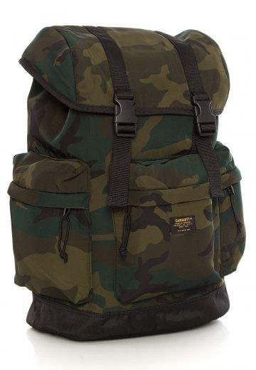 Carhartt WIP - Military Camo Combat Green Black - Backpack - Streetwear  Shop - Impericon.com UK