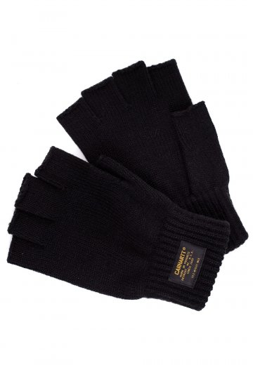 Carhartt WIP - Military Mitten Acrylic Black - Gloves