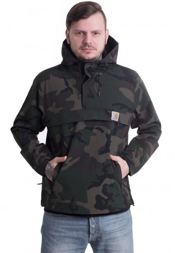 designer fashion hot sale online special sales Carhartt WIP - Nimbus Camo Combat Green Summer - Jacket
