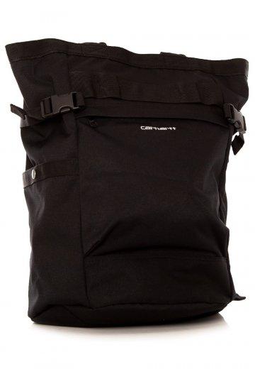 8d6972ac1f9ed Carhartt WIP - Payton Carrier Black White - Rucksack - Streetwear ...