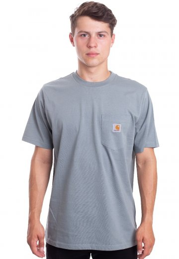 new appearance the sale of shoes detailed look Carhartt WIP - Pocket Cloudy - T-Shirt