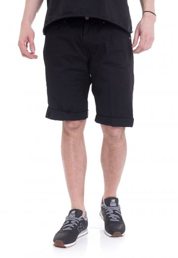 d2c085c52fa Carhartt WIP - Swell Witchita Black Rinsed - Shorts - Streetwear Shop -  Impericon.com AU
