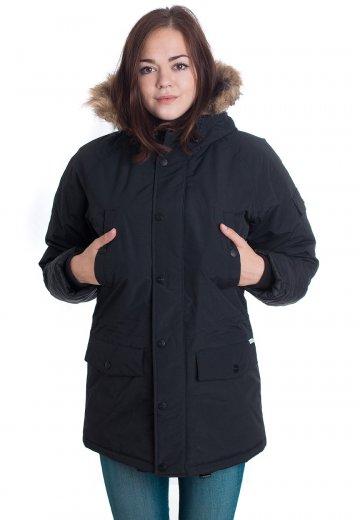 30c5f65d12 Carhartt WIP - W' Anchorage Parka Black/Black - Jacket - Streetwear Shop -  Impericon.com Worldwide