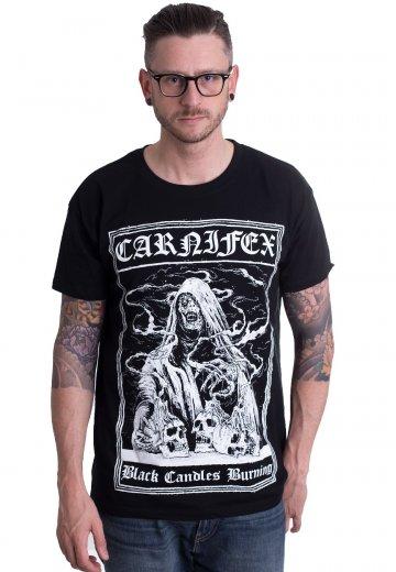 Carnifex - Black Candles - T-Shirt