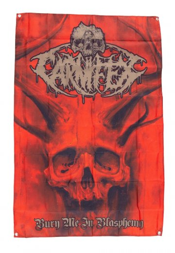 Carnifex - Bury Me In Blasphemy - Flag