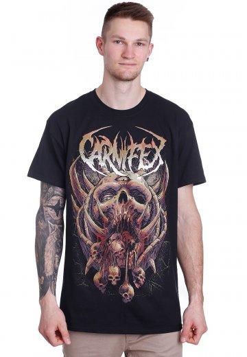 Carnifex - Monster Terror - T-Shirt