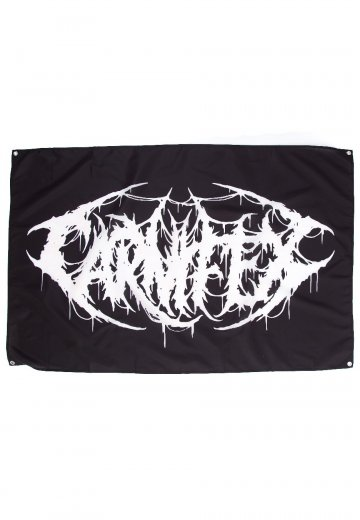 Carnifex - Rest In Pain - Flag
