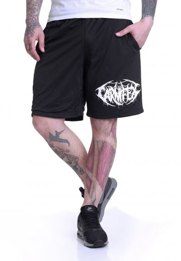 Carnifex - Rest In Pain Zip - Shorts