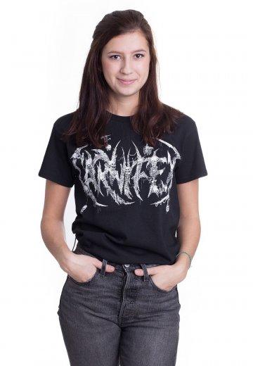 Carnifex - Skelelogo - T-Shirt