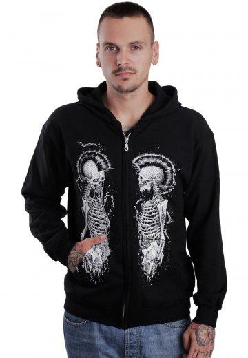 Carnifex - Skeleton Crew - Zipper