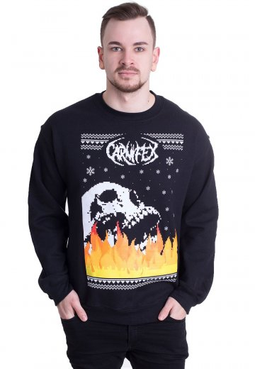 Carnifex - Slow Death Xmas - Sweater