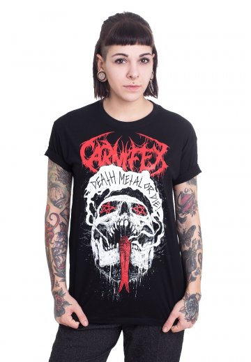 Carnifex - Tongue - T-Shirt