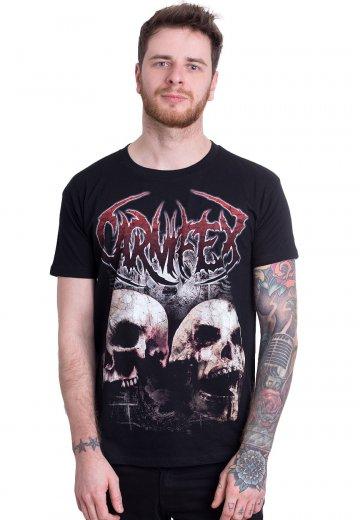 Carnifex - Two Skulls - T-Shirt