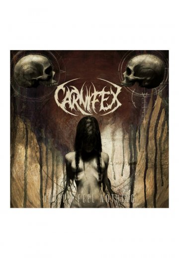 Carnifex - Until I Feel Nothing - CD