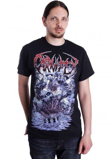 Carnifex - Zombie Crown - T-Shirt