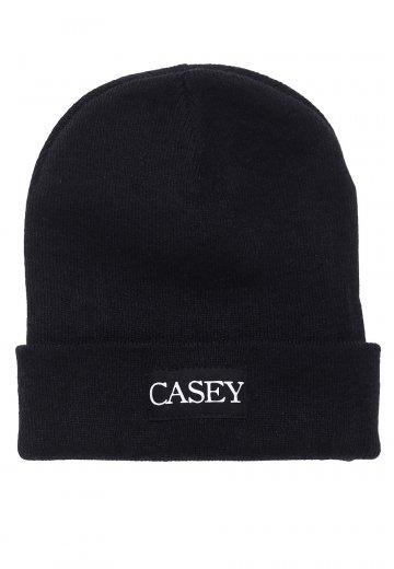 Casey - Logo - Long Beanie