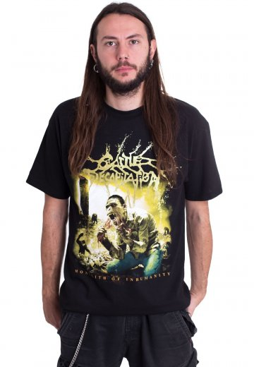 Outsider T-shirt Treu Kataklysm Herrenmode T-shirts