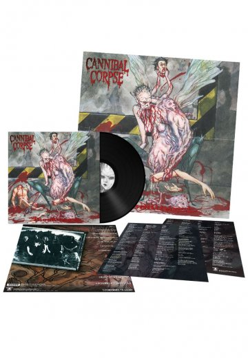 Cannibal Corpse - Bloodthirst - LP