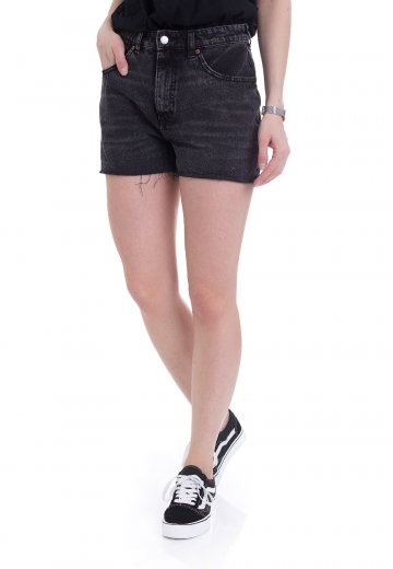 4ffd97f8e617 Cheap Monday - Donna Dust Black - Shorts - Impericon.com Worldwide