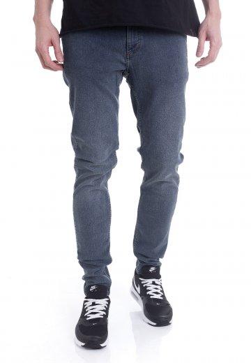 Cheap Monday - Him Spray Mode Blue - Jeans
