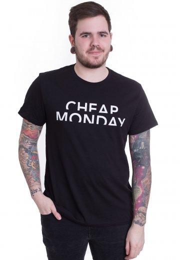 Cheap Monday - Standard Spliced Cheap - T-Shirt