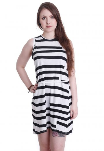 Cheap Monday - Talk Odd Stripe - Dress