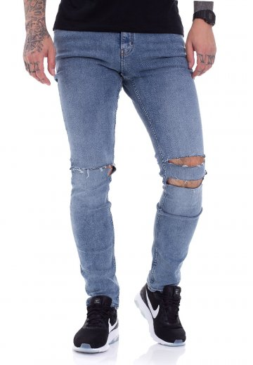 48249af8fd Cheap Monday - Tight Sacred Blue - Jeans - Impericon.com Worldwide