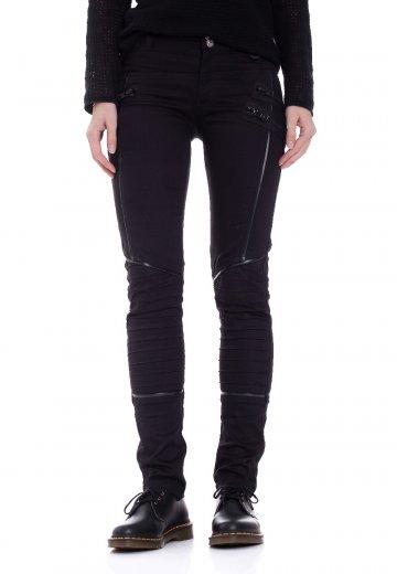Chemical Black - Jenna Black - Pants