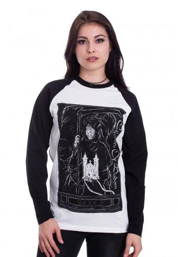 Children Of Bodom - Hexed White/Black - Longsleeve