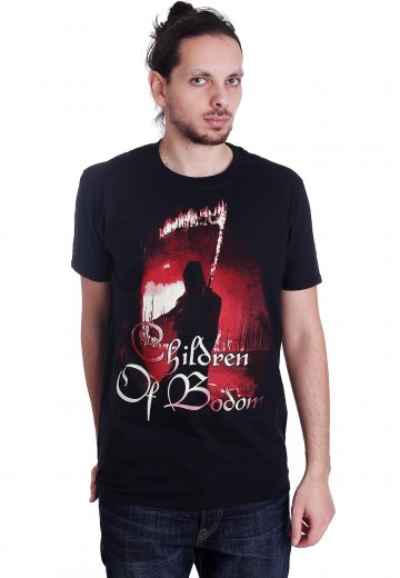 e1fec51d Children Of Bodom - I Am The Only One - T-Shirt - Official Melodic Metal  Merchandise Shop - Impericon.com Worldwide