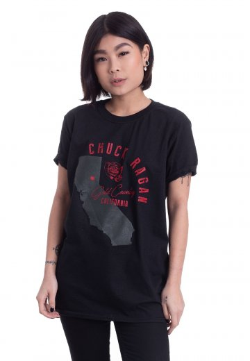 Chuck Ragan - California - T-Shirt