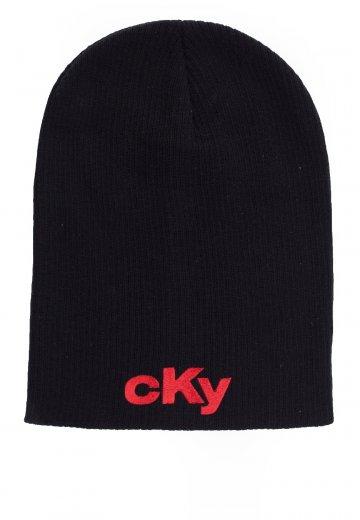 CKY - Red CKY Corpo Logo - Beanie