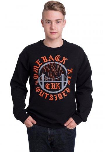 Comeback Kid - Burning Bridges - Sweater