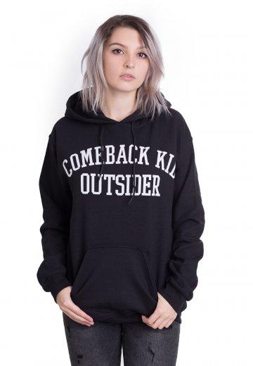 Comeback Kid - College Logo - Hoodie