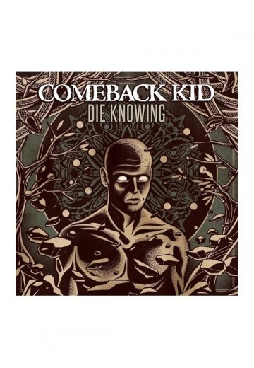 Comeback Kid - Die Knowing - CD
