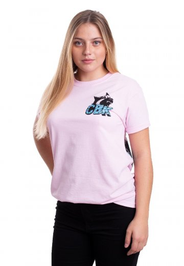 Comeback Kid - Dog Light Pink - T-Shirt