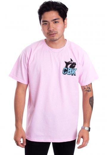 Comeback Kid - Dog Light Pink - T-Shirt