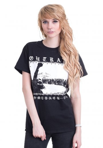 Comeback Kid - Outrage - T-Shirt