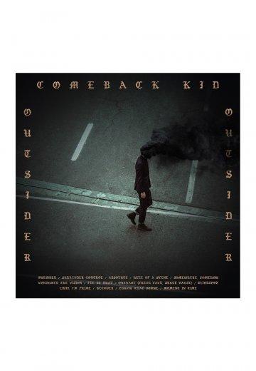 Comeback Kid - Outsider - CD