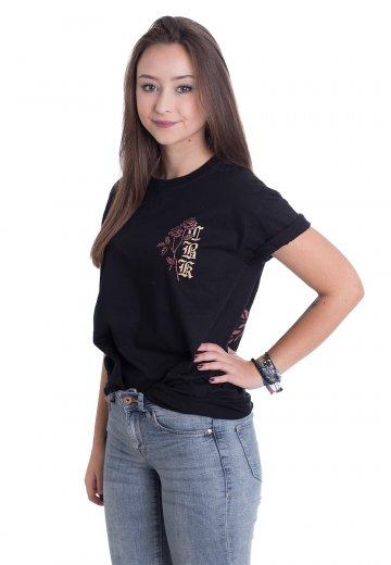 Comeback Kid - Roses - T-Shirt