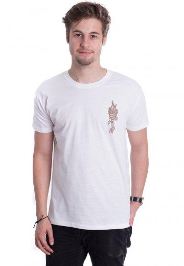Comeback Kid - Torch White - T-Shirt
